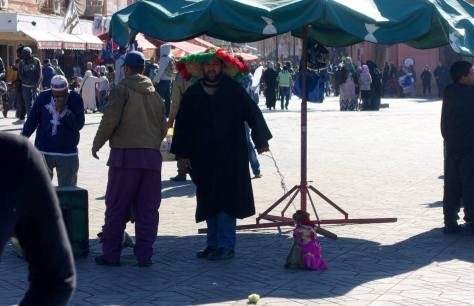 Taken by my friend Averee on our recent trip to Morocco- Marrakech, Jamaal El Fna