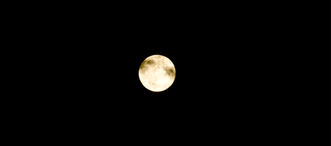 What a full moon meditation circle in Belgium taught me about myself